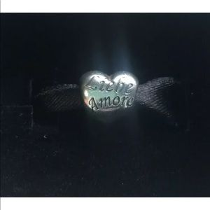 Pandora Jewelry - Pandora Language Of Love HEART Charm Silver 925